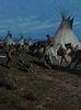 Tom Lovell (1909–1997) — Horse Raid (1978)