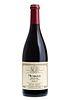 A bottle of Musigny Grand Cru Louis Jadot, vintage 2015. Maison Louis Jadot Category: red wine. Beaune, Burgundy (France).