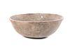 Ohio Valley Pre Historic Native American Dug Bowl