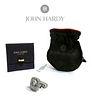 John Hardy Silver Batu Classic Chain with White Topaz