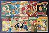 Lot of (18) Dell High Grade Comic Books