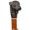 Tepliz Dog Glove Holder Cane