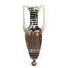 Ancient Greek Core Formed Glass Amphoriskos
