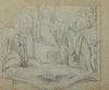 18th c. Italian Bolognese Old Master Drawing