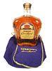 Sealed Vintage Seagram's Crown Royal Whisky