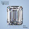 10.51 ct, E/VVS2, Emerald cut GIA Graded Diamond. Appraised Value: $2,695,800