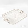 Cartier Sterling Silver Mediterranean Yachting Tray
