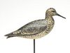 Greater yellowlegs in content pose, William Bowman, Lawrence, Long Island, New York, last quarter 19th century.