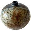 Signed California Studio Stoneware Weed Pot Vase