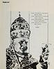 2 Ausgaben der Zeitschrift décollage - Bulletin aktueller Ideen. Mit zahlreichen Abbildungen. Köln, 1962.