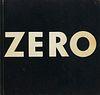Mack u. Otto Piene (Hg.), Heinz Zero Vol. 2 und 3. Mit einmont. Streichholz sowie zahlr. s/w-Abb. nach Photographien u. Zeichnungen. Düsseldorf, Zero,