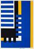 Blank Page. 5 Bde. (Nummer 1 u. 3-6.). Mit zahlr. mont. farb. OGraphiken, zum größten Teil mit Bleistift signiert. London, Ph. Dobree und A. Self, B