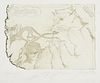 Schindehütte, Albertus Zwei Mappen Bestiarium Pecuniae. Mit Nachtrag zur allgemeinen Tierkunde u. Triptychon von den Bank-, Münz- u. Kreditwesen. Mit