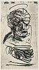 Capriccio. Grafik-Edition zum 25 jähr. Bestehen der Galerie. Hrag. von E. Gatz-Hengst. Mit 5 sign. OGraphiken von W. Förster, U. Hünniger, W. Niebli