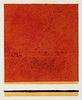 Egan, Desmond Sammlung von 12 Werken mit insg. 106 Serigraphien u. 2 losen OGraphiken. Luxemburg, Editions Phi, 1988-2001. Folio. OLwd. im ill. OLwd.-