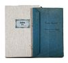 """Busse, Carl """"Italien 1865. Umfangreiches Manuskript mit 75 prachtvollen Original-Zeichnungen. Ein Reisetagebuch mit Skizzen von Busses Italien-Reise."""