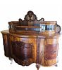 Antique 2 Piece German Buffet