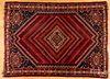 """Semi antique oriental carpet, 8' x 5'8""""."""
