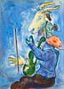 Verve. An Artistic and Literary Quarterly. Vol. I. No. 3. Paris, (Juni 1938). Mit 4 OFarblithogr. v. Chagall, Miro, Rattner u. Klee u. zahlr. tls. f