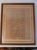 1790 RI RATIFICATION OF CONSTITUTION DOCUMENT