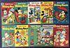 Lot Of (20) High Grade Dell Comic Books
