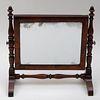 Regency Mahogany Dressing Mirror