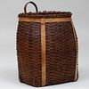 Adirondack Guide Woven Reed Backpack