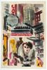 George Grosz - New York, Downtown Manhattan, 1933