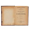 Paz, Ireneo. Leyendas Históricas. Segunda Serie. Leyenda Tercera. Su Alteza Serenísima. México, 1895. Siete láminas. Segunda edición.