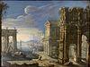 Giovanni Antonio Canaletto (1697-1768) Attrb. Signed