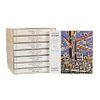 Bauquier, Georges. Fernand Léger: Catalogue Raisonné de l'Oeuvre Peint. Paris: Maeght Éditeur, 1990 - 2003. Ocho tomos. Piezas: 8.