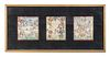 18TH C. INDIAN TRIPTYCH PAINTING