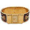 Hermes Paris Ladies Loquet Watch Bracelet