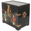 Small Chinese Jewellery Box Cabinet