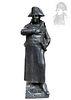 """Napoleon, 1968 Austin Prod Durostone Statue, H 20"""""""