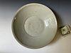 A Big White Glazed bowl Ming Dynasty