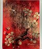 Patrick Guyton Painting Crimson Glory