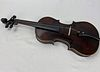 A Vintage Violin with Carrying Case