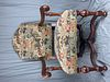 A Vintage Luxury Big Arm Chair by Southwood Company