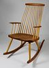 Thomas Moser Hand Crafted Modern Rocking Chair