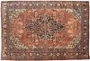 Antique Ferahan Sarouk Carpet