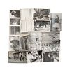 Rarámuris. Tipos, vistas, scenas cotidianas y costumbristas. Fotografías, varios formatos (13 x 8.5 promedio). Piezas: 148.