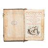 Baronio, César. Martyrologium Romanum. Venetiis: Typographia Remondiniana, 1759. Portada con grabado.