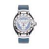 Reloj Tissot 1853 coleccion Race. Movimiento de cuarzo. Caja circular en acero de 38 mm. Carátula azul y gris con índices de b...
