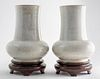 Large Chinese Porcelain Vases, Pair