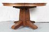 Stickley Oak Dining Table