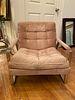 IMO Milo Baughman Chrome Chair