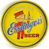 1939 Esslinger's Beer 12 inch Serving Tray