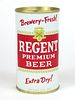 1967 Regent Premium Beer 12oz Tab Top T114-25