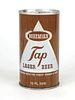1969 Bohemian Tap Lager Beer 12oz Tab Top T44-33